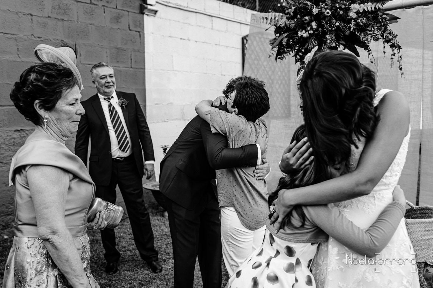 Fotografía de bodas en Ponferrada, Boda en el Club de Tenis, León
