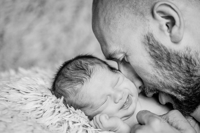 Fotografía de recién nacido en Ponferrada