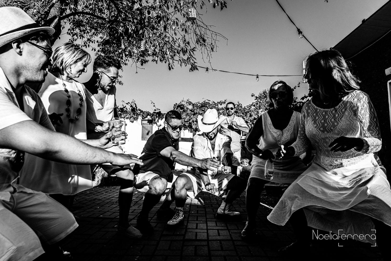 BODA CAMPESTRE EN PONFERRADA