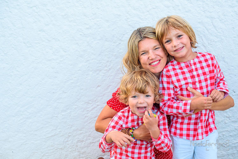 Reportaje de familia en Zamora